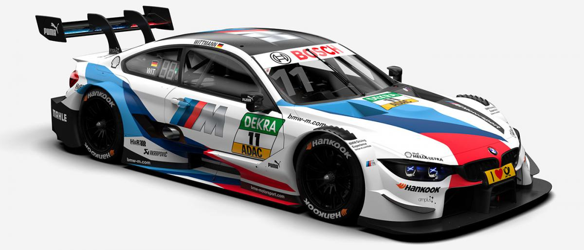 BMW PUMA REPLICA TEAM - NEW