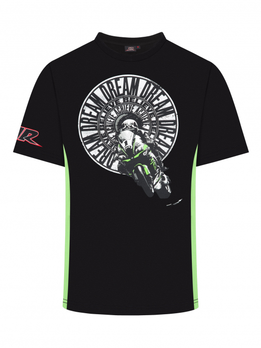 #TEAM65 DREAM, BELIEVE, ACHIEVE JONATHAN REA T-SHIRT