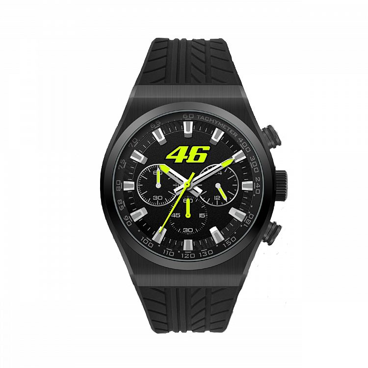 VR46 CHRONO WATCH 2019