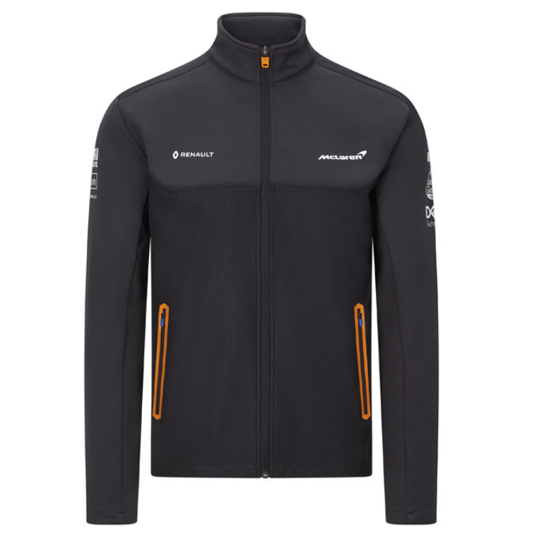 McLaren softshell bunda TEAM 2020