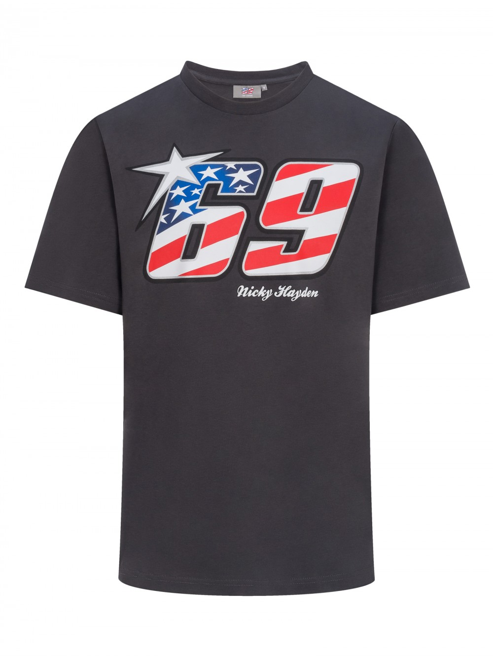 Nicky Hayden tričko USA FLAG