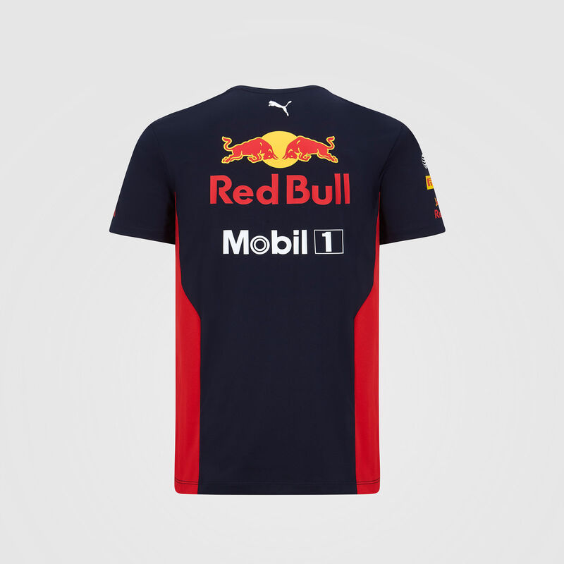 Red Bull F1 tričko TEAM 2020