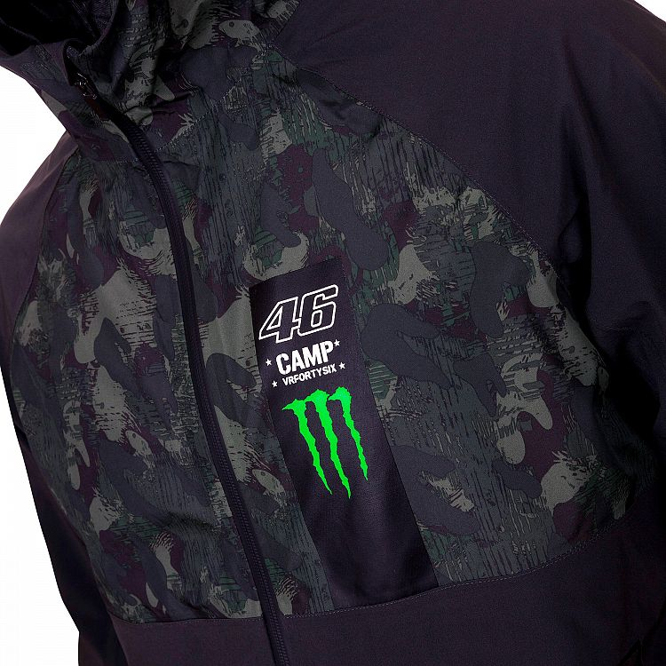 VR46 MONSTER windbreaker bunda