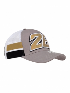 DP26 GOLD CAP TRUCKER