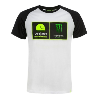VR46 MONSTER ACADEMY tričko 2019