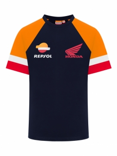 REPSOL HONDA TEAM COLORS T-SHIRT