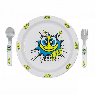 VR46 KID MEAL SET 2019