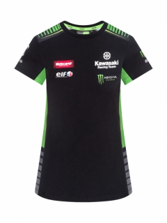 Kawasaki Racing Team women's t-shirt - Replica