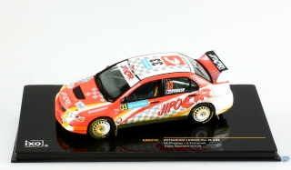 MODEL MITSUBISHI - LANCER EVO IX N 33 12th RALLY SWEDEN 2008 M.PROKOP