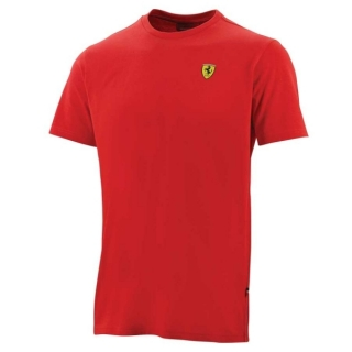 MENS SF CLASSIC CREW NECK TEE RED