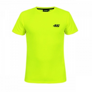 CORE SMALL 46 T-SHIRT YELLOW FLUO