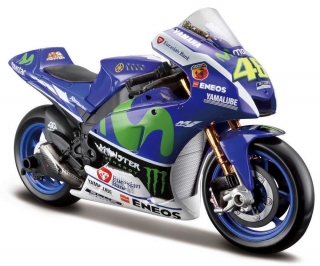 1:10 2016 Motogp Movistar Monster Yamaha M1 Valentino Rossi #46