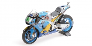 MINICHAMPS - 1/12 - HONDA - RC213V TEAM EG 0,0 MARC VDS N 21 MOTOGP SEASON 2018 F.MORBIDELLI