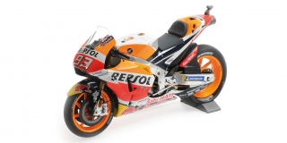 MINICHAMPS - 1/12 - HONDA - RC213V TEAM REPSOL HONDA N 93 MOTOGP MARC MARQUEZ SEASON 2018 WORLD CHAMPION