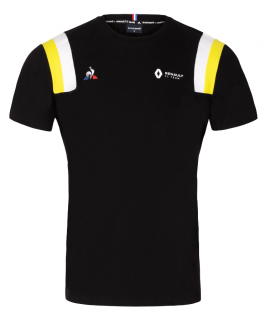RENAULT F1® TEAM 2020 fan men's T-shirt - Black RENAULT F1® TEAM 2020 fan men's T-shirt - Black