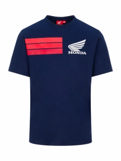 T-SHIRT HONDA HRC 3 STRIPES 2020 - TRIČKO HRC STRIPES