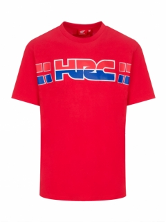 T-SHIRT HONDA HRC BIG LOGO RED 2020