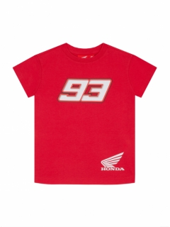 KIDS T-SHIRT HONDA HRC DUAL MM93