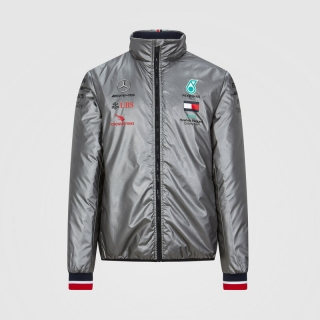 2020 TEAM LIGHTWEIGHT PADDED JACKET - TÝMOVÁ BUNDA MERCEDES AMG F1