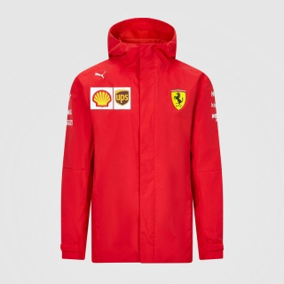 SF 2020 TEAM JACKET - TÝMOVÁ BUNDA SCUDERIA FERRARI 2020