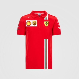 SF 2020 TEAM POLO - TÝMOVÉ POLO FERRARI 2020