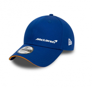 MCLAREN ESSENTIALS CAP 9FORTY - BLUE 2020