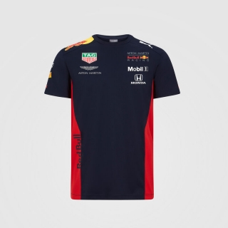 RED BULL RACING 2020 TEAM T-SHIRT - TÝMOVÉ TRIČKO RED BULL F1