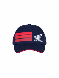 CAP BASEBALL HONDA HRC 3 STRIPES 2020 - KŠILTOVKA HRC 3 STRIPES