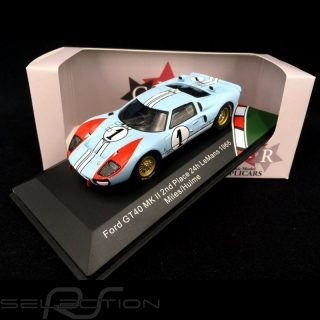 Model Ford USA - GT40 MKII Team Shelby 24H Le Mans 1966 K.Miles