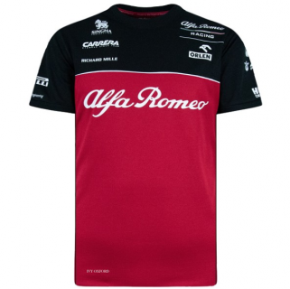 Alfa Romeo racing replica TEAM tričko 2020