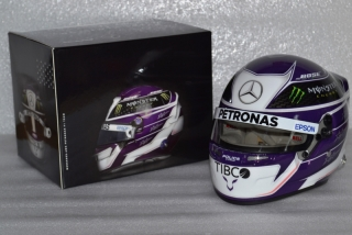 Model přilby Lewis Hamilton BELL 1:2 2020