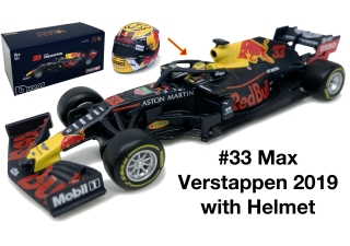 Model Bburago Red Bull Racing F1 RB15 Verstappen 1/43