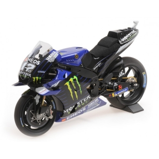 Model Minichamps Yamaha YZR-M1 Team Movistar Monster Energy #12 2019 1/12