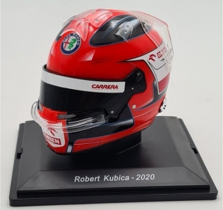 Model přilby Robert Kubica 2020 SPARK 1/5