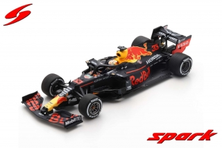 Model Red Bull F1 RB16 Barcelona test 2020 Max Verstappen 1/43