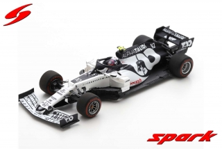 Model Alpha Tauri AT01 F1 Austrian GP 2020 Pierre Gasly 1/43