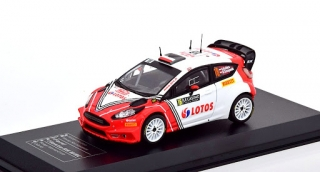 Model Ford Fiesta WRC Rally Monte Carlo 2016 R.Kubica 1:43