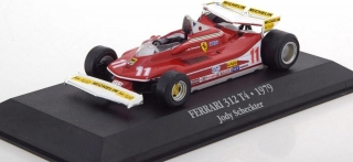 Model Ferrari 312 T4 #11 J. Scheckter F1 World Champion 1979 1:43