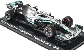 Model Mercedes Benz AMG F1 W10 EQ Power Hamilton 2019 1/24