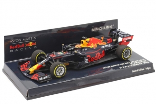 Model Minichamps Red Bull RB16 3rd Styrian GP 2020 Max Verstappen 1/43