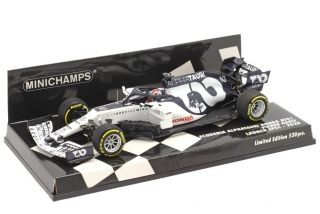 Model Minichamps Alpha Tauri AT01 Gasly Launch Spec 2020 1/43