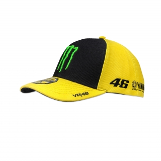 VR46 MONSTER kšiltovka