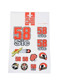 SIC58 BIG STICKERS