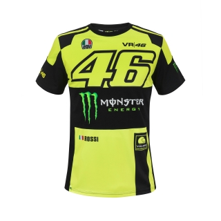 VR46 Monster tričko 2018