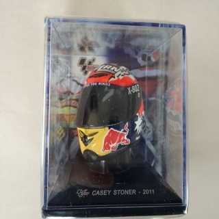 Model přilba Casey Stoner World Champion MotoGP 2011 1/5
