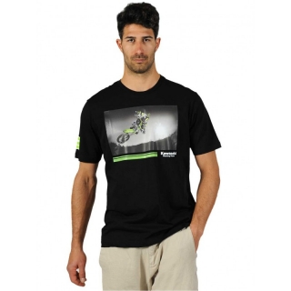 Kawasaki photo t-shirt Villopoto