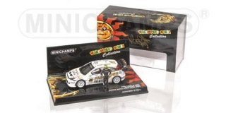 Model vozu- FORD  FOCUS RS WRC N 46 WINNER RALLY MONZA 2006 1/43