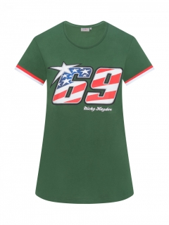 NICKY HAYDEN WOMAN T-SHIRT
