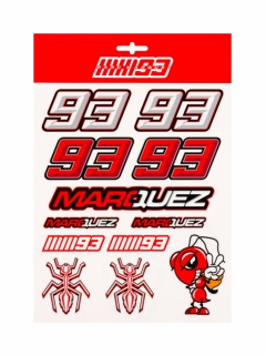 MM93 STICKERS BIG nálepky 2019